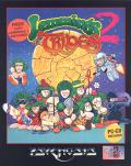 Lemmings 2: The Tribes (CD ROM Edition) DOS Front Cover