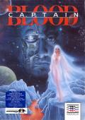 Captain Blood DOS Front Cover