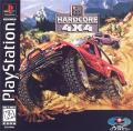 TNN Motor Sports Hardcore 4x4 PlayStation Front Cover