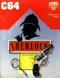 Sherlock Commodore 64 Front Cover