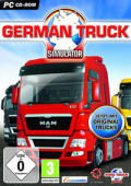 German Truck Simulator Windows Front Cover