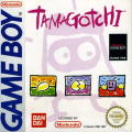 Tamagotchi Game Boy Front Cover