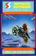 BMX on the Moon BBC Micro Front Cover