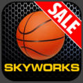 Arcade Hoops Basketball iPhone Front Cover Sale period
