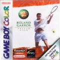 Roland Garros French Open Game Boy Color Front Cover