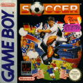 Elite Soccer Game Boy Front Cover