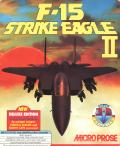 F-15 Strike Eagle II: Deluxe Edition DOS Front Cover