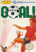 Goal! NES Front Cover