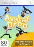 Avatar Drop Xbox 360 Front Cover 1st version