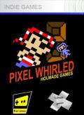 Pixel Whirled Xbox 360 Front Cover 1st version