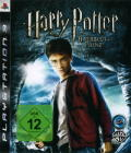 Harry Potter and the Half-Blood Prince PlayStation 3 Front Cover