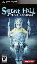Silent Hill: Shattered Memories PSP Front Cover
