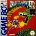 Burai Fighter Deluxe Game Boy Front Cover