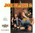 Joe Blade II DOS Front Cover