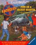 The Famous 5: Five on a Secret Mission Windows Front Cover