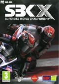 SBK X: Superbike World Championship Windows Front Cover