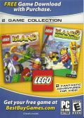 LEGO Island / LEGO Island 2: The Brickster's Revenge Windows Front Cover
