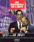 Les Guignols De L'Info...Le Jeu ! Windows 3.x Front Cover
