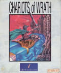 Chariots of Wrath Atari ST Front Cover