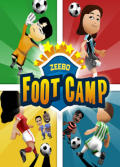 Zeebo F.C. Foot Camp Zeebo Front Cover
