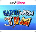 Earthworm Jim: Special Edition Nintendo DSi Front Cover