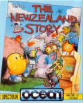 The New Zealand Story ZX Spectrum Front Cover