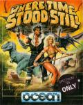 Where Time Stood Still ZX Spectrum Front Cover