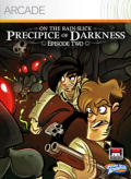 On the Rain-Slick Precipice of Darkness: Episode Two Xbox 360 Front Cover