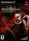 Soul Nomad & the World Eaters PlayStation 2 Front Cover