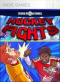 Hockey Fights Xbox 360 Front Cover 1st version