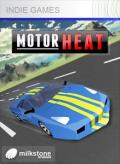 MotorHEAT Xbox 360 Front Cover 1st version