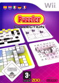 Puzzler Collection Wii Front Cover