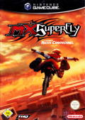 MX Superfly Featuring Ricky Carmichael GameCube Front Cover