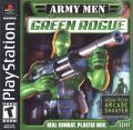 Army Men: Green Rogue PlayStation Front Cover