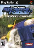 Tokyo Xtreme Racer Drift PlayStation 2 Front Cover