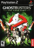 Ghostbusters: The Video Game PlayStation 2 Front Cover