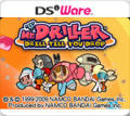 Mr. Driller: Drill Till You Drop Nintendo DSi Front Cover
