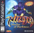 Ninja: Shadow of Darkness PlayStation Front Cover