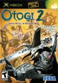 Otogi 2: Immortal Warriors Xbox Front Cover