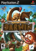 The Adventures of Darwin PlayStation 2 Front Cover