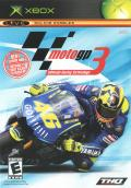 MotoGP: Ultimate Racing Technology 3 Xbox Front Cover