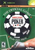 World Series of Poker Xbox Front Cover