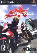 Speed Kings PlayStation 2 Front Cover