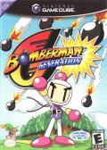 Bomberman Generation GameCube Front Cover