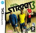 FIFA Street 3 Nintendo DS Front Cover