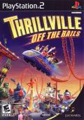 Thrillville: Off the Rails PlayStation 2 Front Cover