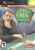 World Championship Poker 2 featuring Howard Lederer Xbox Front Cover