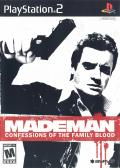 Made Man: Confessions of the Family Blood PlayStation 2 Front Cover