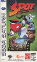 Spot Goes to Hollywood SEGA Saturn Front Cover