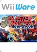 Blaster Master Overdrive Wii Front Cover
